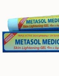 Metasol Medicated Skin Lightening Gel 1.76 Oz/50g ()