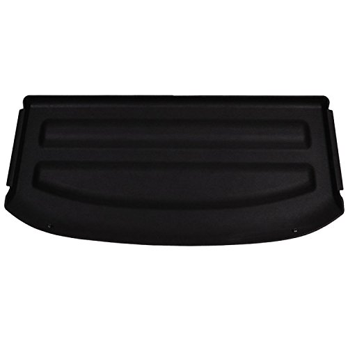 (CUMART Honda HR-V HRV Cargo Cover Car Rear Trunk SUV Shield Luggage Security Tonneau Shade 2016 2017 2018 Black (Honda HRV HR-V) )