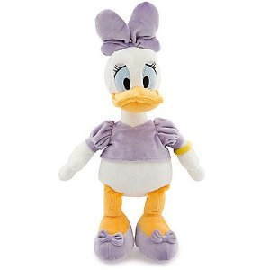 Toy Duck Daisy Plush (Disney 8