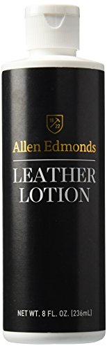 Allen Edmonds Leather Lotion, Net WT. 8 FL. OZ. (236ml) - Allen Leather