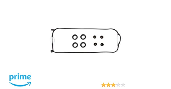 Vincos Valve Cover Gasket Set With Spark Plug Tube Seals and Grommets Replacement For 1994-2002 Acura Honda Isuzu CL Accord Odyssey Oasis 2.3L 2.2L L4 Engine F22B1 F23A1 F23A4 F23A5 F23A7