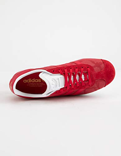bold Red Gazelle Homme Red Mode white Bold Basket Adidas wYRpqxSp