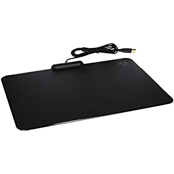 Razer Firefly Chroma Hard- Customizable RGB Polycarbonate Hard Gaming Mouse Pad - 16.8 Million Color Combinations
