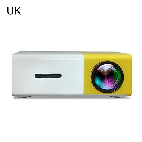 Savlot Kleiner Projektor Tragbare Mini Projektor Heimkinosystem Unterhaltungsausrüstung Small Projector