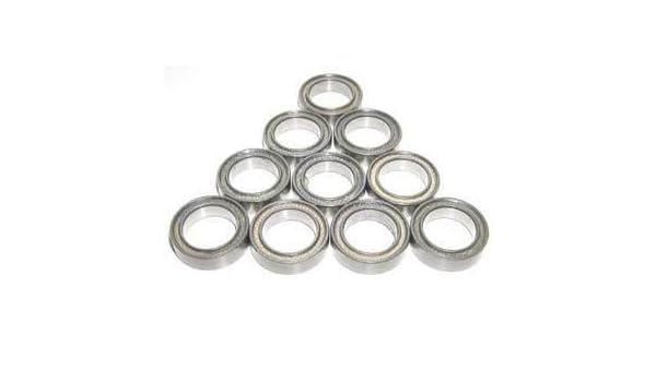 10 Bearing 6700-2TS 10x15x4 Sealed Ball Bearings