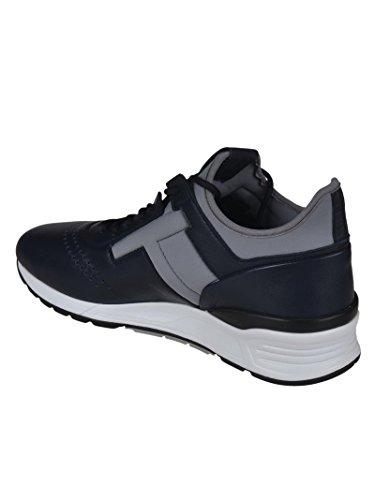 Tod's Sneakers Uomo XXM69A0W920ILN61ZH Ecopelle Blu Navegar Por El Precio Barato Venta Enorme Sorpresa Descuentos Económicos Salida 2018 Nueva Increíble Precio Barato OGuL45CZ