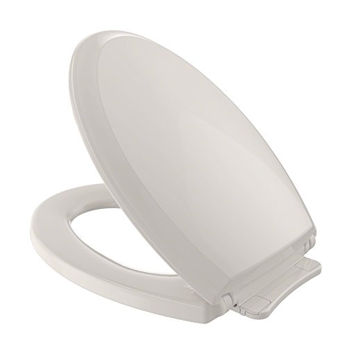 - TOTO SS224#12 Guinevere SoftClose Elongated Toilet Seat, Sedona Beige