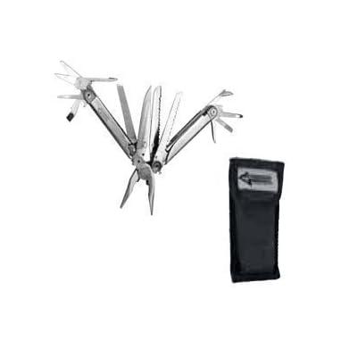 Multitool tool kit cIK t10 étui universel avec taschenwerkzeugset 21 fonctions avec sac de rangement et outil