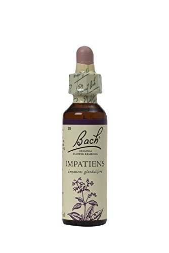 Bach Original Flower Remedies - Impatiens 20ml