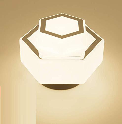 Allée lumières simples couloir moderne lumières personnalité créatrice plafond lampe LED hall s'allume balcon porche éclairage à la maison