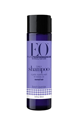 EO Pure Performance Botanical Shampoo, Everyday Leave-in or
