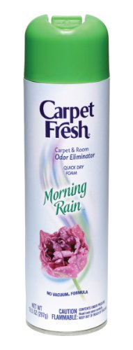 Carpet Fresh 10 oz No-Vacuum Morning Rain Fragrance (Pack of 1)