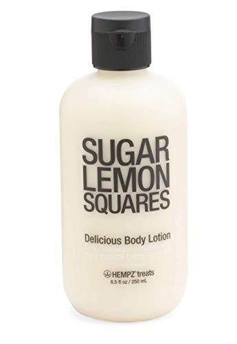 Hempz Treats Body Lotion, 8.5 fl oz (Sugar Lemon Squares)