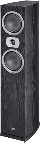 HECO Victa Prime basreflex luidspreker Victa Prime 502 bruin (espresso)