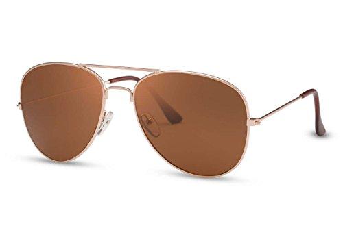 Cheapass Metálicas 001 UV Sol 400 Espejadas Mujeres Dorado Aviador Ca Hombres Diseñador de Gafas Piloto Gafas UrvU1
