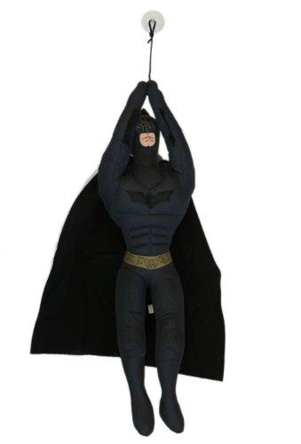 18 Inch Hands in the Air Batman Plush Figure - The Dark Kinght Rises Plush