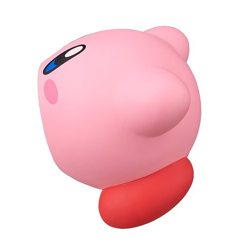 Kirby 3. suikomi Soft Vinyl Collection