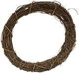 Bulk Buy: Darice Grapevine Wreath 10'' Bulk GPV10 (3-Pack)