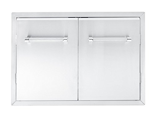 KitchenAid 780-0018 Cabinet Double Access Door, 33'', Stainless by KitchenAid