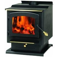 Summers Heat 50-SNC30 Wood Burning Stove 1,800 - 2,400 Square Foot by Summers Heat
