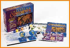 OUR AMAZING COLLIDING CONTINENTS-Earth Science Kit