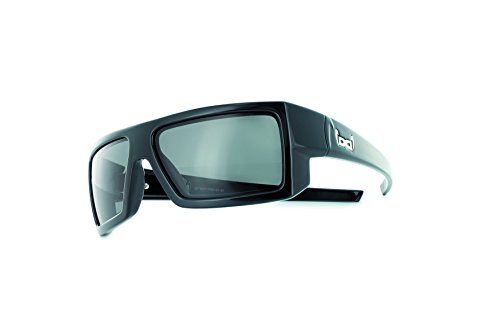 esquí 41 1702 única 01 negro Gafas talla de Gloryfy sol G7 de brillante negro v84xX0Fqw