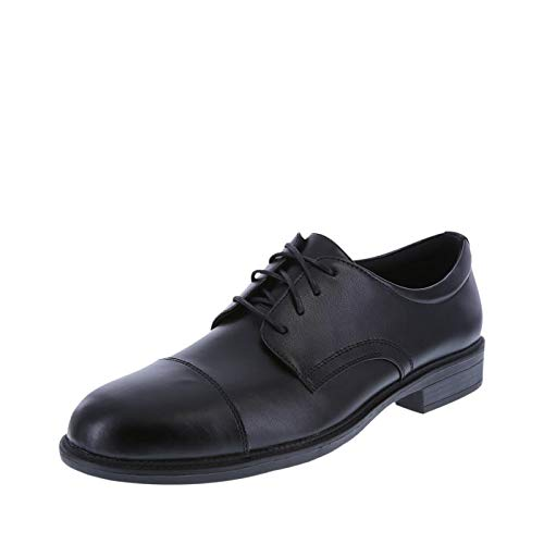 Dexter Men's Smooth Black Men's Archer Captoe Oxford 10.5 Regular