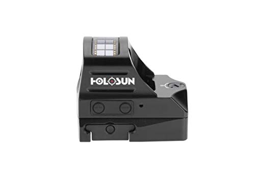 Holosun 2MOA Micro Red Dot System HS407C