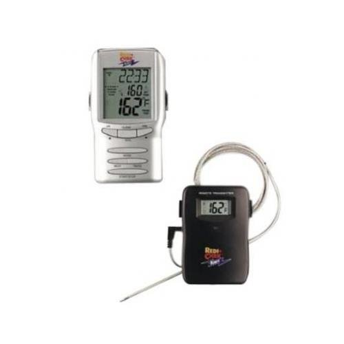 T-72 Deluxe Single Probe Remote Thermometer - Celsius, Fahrenheit Reading - For Oven ()