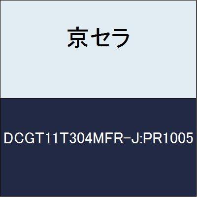 京セラ 切削工具 チップ DCGT11T304MFR-J:PR1005 B079Y1STKM