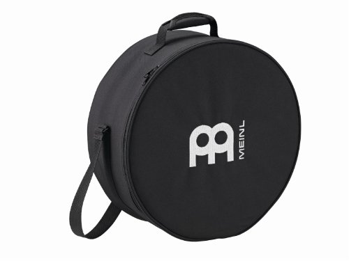 Meinl Percussion MFDB-14IBO Professional Hand Drum Bag, Black