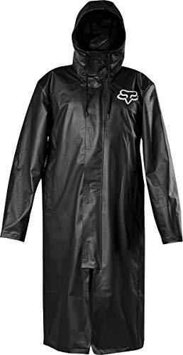 Fox Racing Pit Rain Jacket - 20147 (Black - XL)