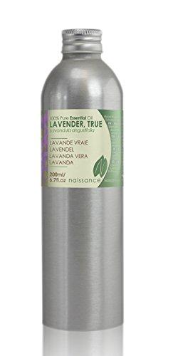 Lavendelöl - 100% naturreines ätherisches Öl - 200ml