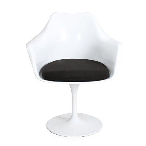 Swivel Glider Club Chair - 4