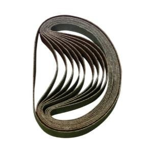 Astro Pneumatic ASTBSP80 10Pk Sanding Belt 80 Grit 3-8X13In. 10-Pack by Astro Pneumatic Tool