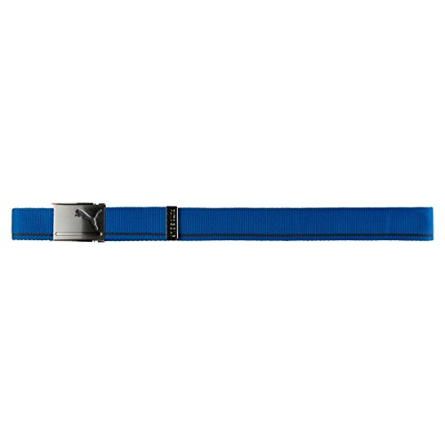 Puma Golf 2018 Men's Reversible Web Belt, (French Blue/Quiet Shade, One Size) ()