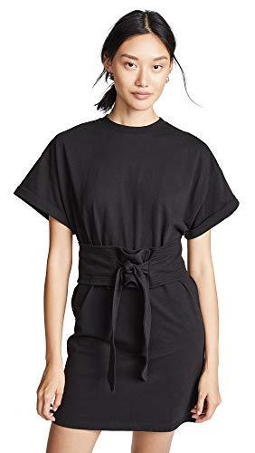 Rebecca Minkoff Women's Marta Dress, Black, Small