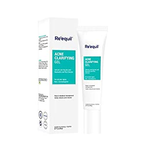 RE' EQUIL Acne Clarifying Gel for Active Acne Pimple Treatment – 20 g