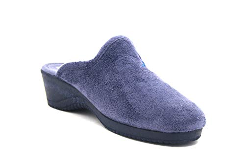 Scarpa Cinzia Jeans Soft 002 Ieb146112 Pantofola Ciabatta Donna Flores RIrRq