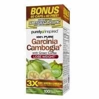Purely Inspired Garcinia Cambogia+, Tablets Pack of 2