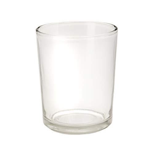 Darice 696001L Glass Votive Candle Cup, 2.5