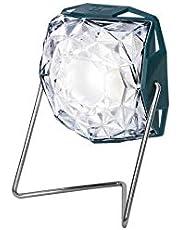 Little Sun Diamond – przenośna solarna lampa stołowa i latarka w kształcie diamentu