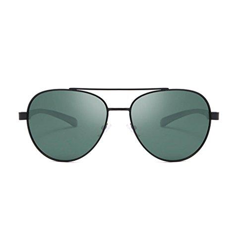 One 400 polarizadas Unisex aviador de Air Color Gafas Original de sol Protection de GAOLIXIA Retro size Black de hombre Force tamaño Gafas Classic Gafas sol para UV Hot Gold Gafas sol 1gxfqITw