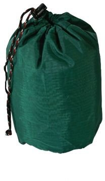 Equinox Bilby Stuff Sack (10 x 21-Inch Green)