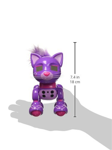 Zoomer Meowzies, Posh, Interactive Kitten with Lights, Sounds and Sensors by Zoomer (Image #9)