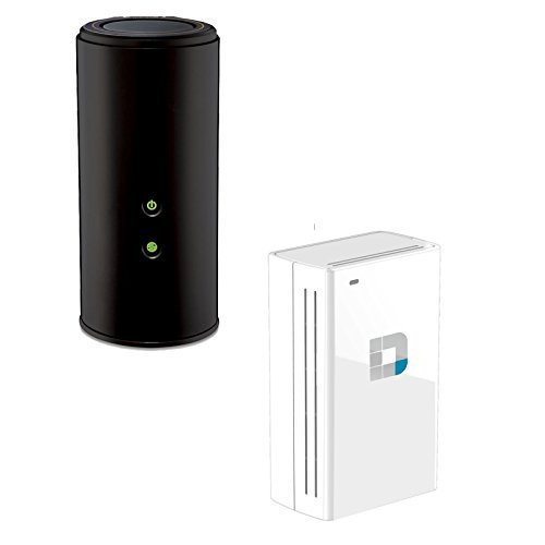 D-Link IEEE 802.11n 750Mbps Wireless Range Band Extender Mod