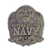 (United States Navy Eagle Lapel Pin)