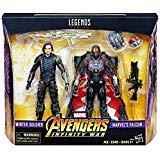 Marvel Legends Avengers Infinity War - Winter Soldier Falcon 2 -