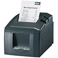 Star Micronics TSP654SK Direct Thermal Printer - Monochrome - Desktop - Label Print