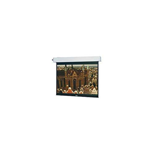 Da-Lite, Advantage Electrol Video Format Projection Screen (Motorized, 120 V) 100 In ( 254 Cm ) 4:3 Matte White White With Integrated Screen Control Scb-100